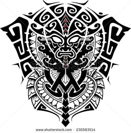 Polynesian, tribal