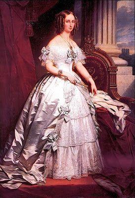 Imágenes Victorianas: Louise Marie Dorleans