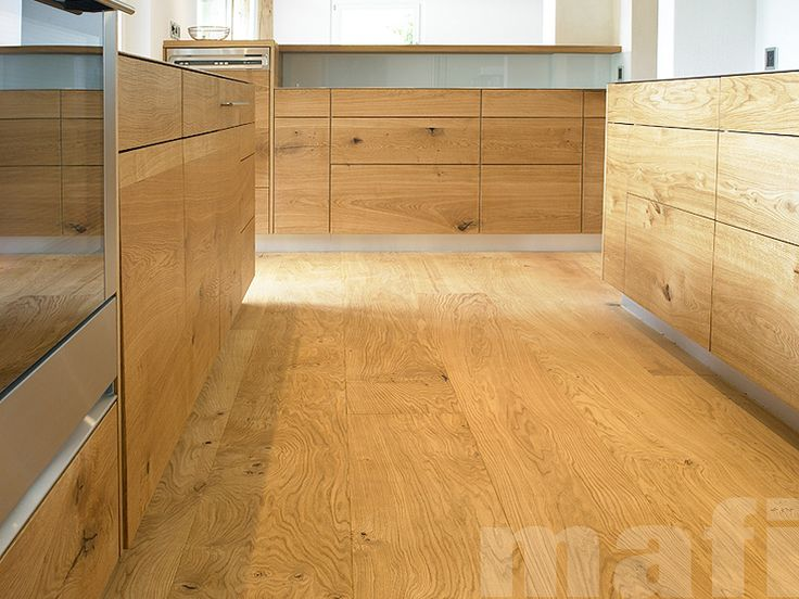 Oak Country | Brushed Natural Oil | Kitchens | MAFI