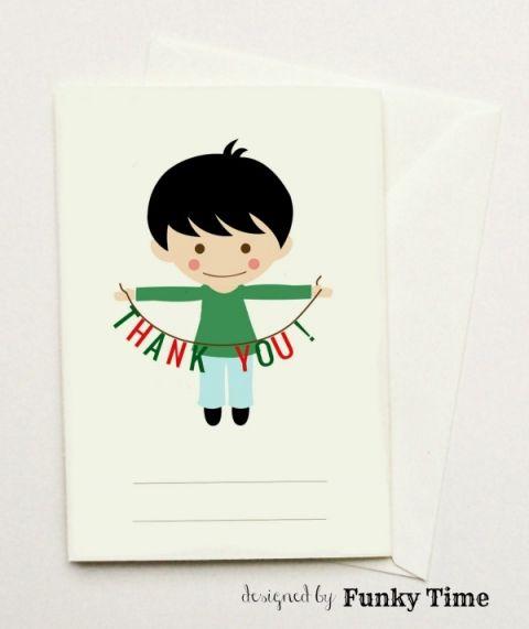 printable thank you cards