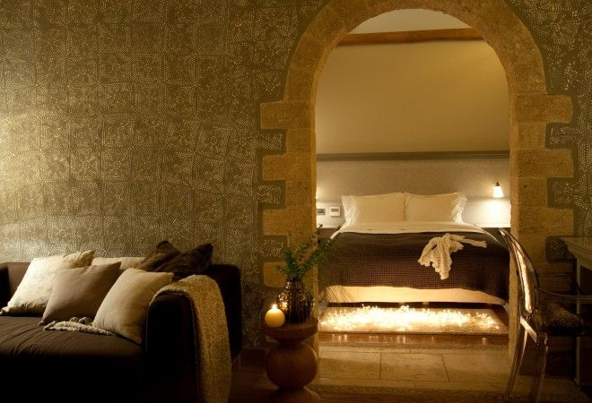 Kinsterna Hotel - East Peloponnese, Greece - Smith Hotels