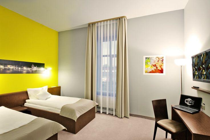 Pokój typu standard, łóżko twin.