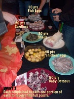 Host a Fear Factor Party