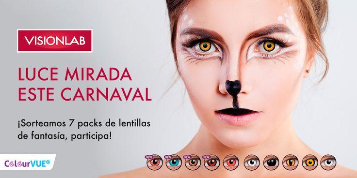 Luce tu mirada en Carnaval con Visionlab y Colorvue