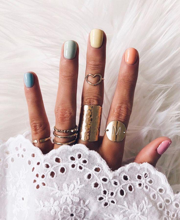 federxca – Nailart – Nailart – Nagellack – Nagellack – Nailart – Nails -… – My Favorite Fingernagel