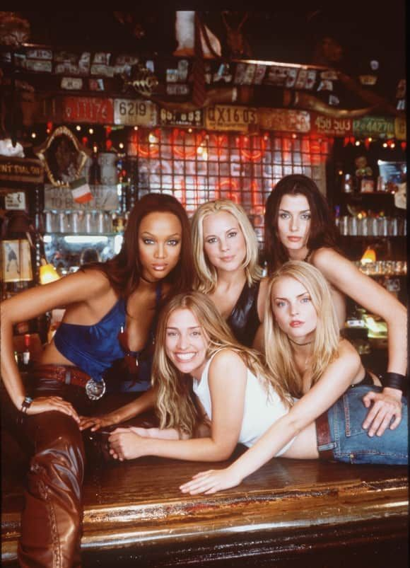 """""""Coyote Ugly"""" cast: That became the stars of the movie"""