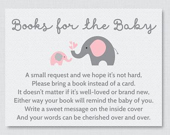 Woodland Baby Shower Bring a Book Instead of a di ShowerThatBaby