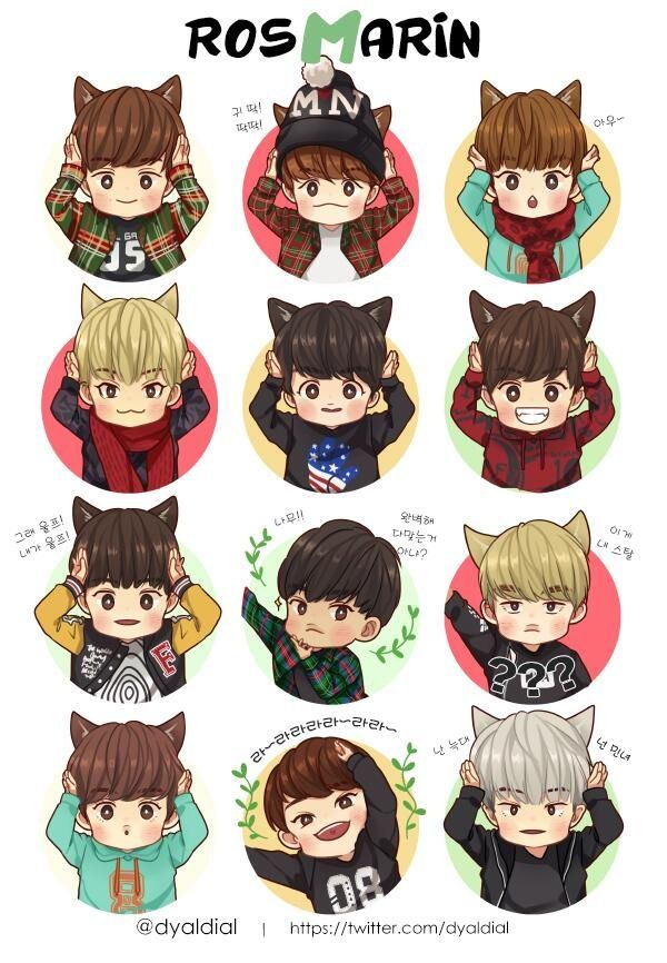 EXO Showtime eps 11 ~ Telepathy