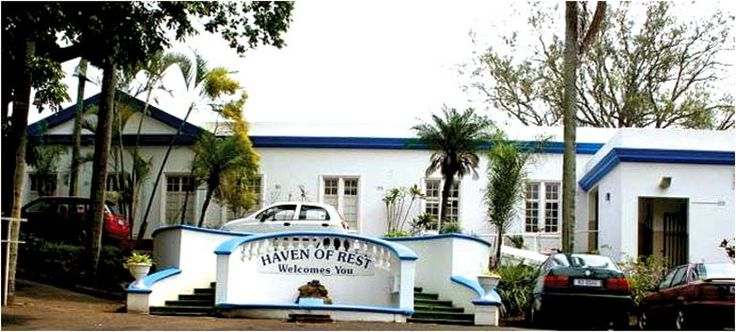Simply Giving: The Haven Of Rest- A pillar to the community