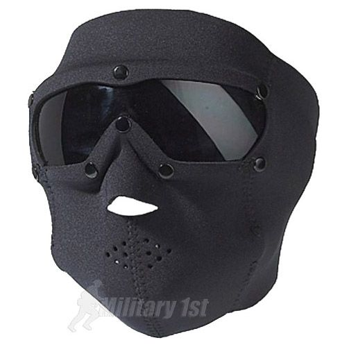 Motorcycle Face Mask Beard