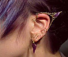 elf ears :)