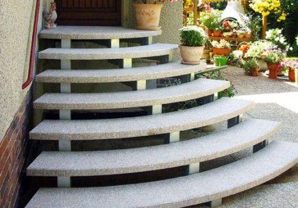 ber ideen zu au entreppen auf pinterest treppe. Black Bedroom Furniture Sets. Home Design Ideas