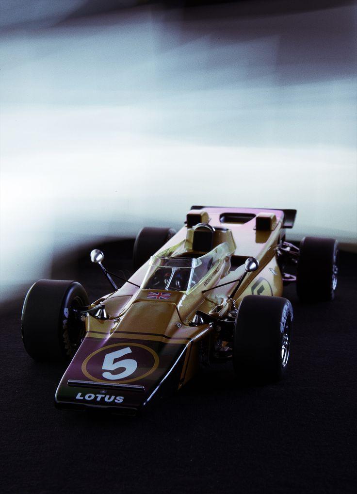 Emerson Fittipaldi | Lotus Type 56B | 1971 Italian Grand Prix