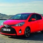 2015 Toyota Yaris Front Angular View 150x150 2015 Toyota Yaris Full Review with Images