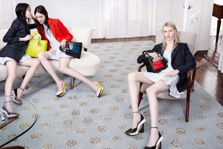 Kolekcja Dior Jesień-Zima 2014-15 Willy Vanderperre |