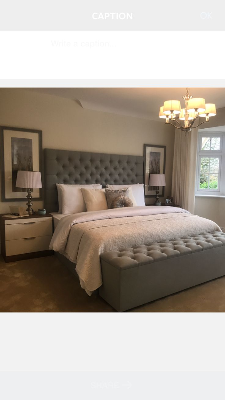 Beautiful master bedroom #VeryMe #VeryRedrow | Simple ...