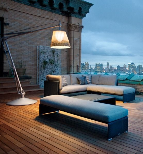 Dedon furnishings