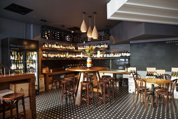 Drink - Lalla Rookh Wine Bar, Lower Ground, 77 St Georges Terrace, Perth