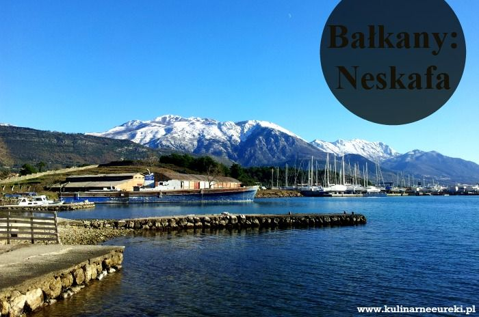 Bałkany - widok
