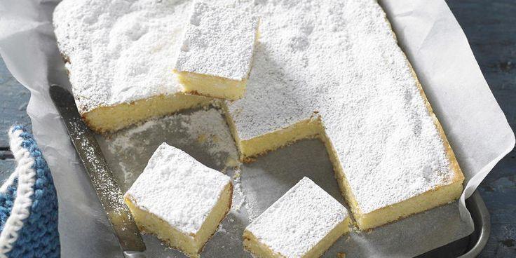 Recipe for White Chocolate and Macadamia Cake
