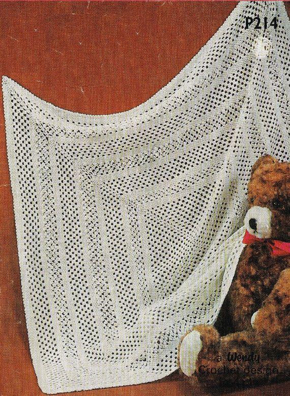 476 besten Vintage baby crochet patterns Bilder auf Pinterest | Baby ...