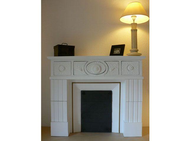 les 9 meilleures images du tableau fausse chemin e sur pinterest chemin es id es de foyer de. Black Bedroom Furniture Sets. Home Design Ideas