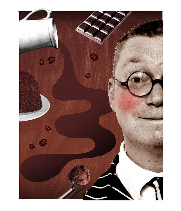 Fergus Henderson on chocolate - Gourmet Traveller