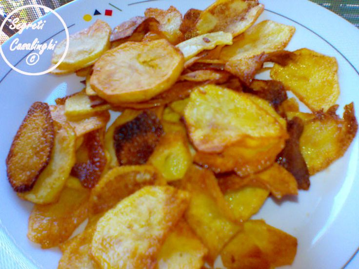 patatine fritte,ricetta patatine fritte,contorni di patatine fritte,ricetta e consigli patatine fritte,trucchi per patatine fritte,come friggere le patatine