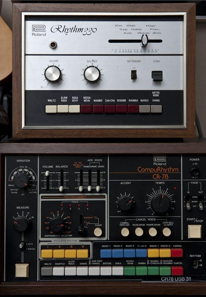 classic drum machines