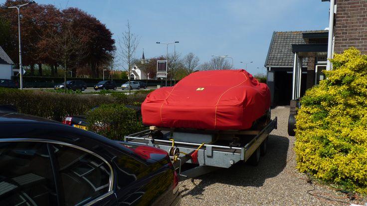 transport F360 kitcar