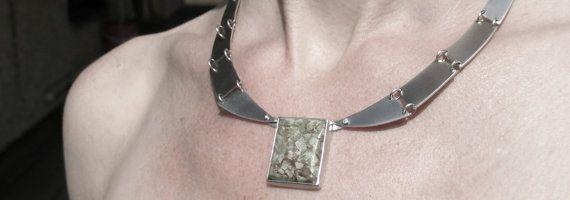 MARTIAN PRINCESS  jasper sterling silver by SILVERSTONEbyRenata