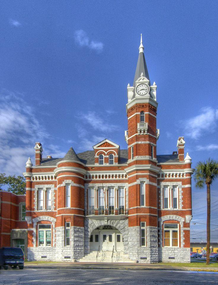 Historic Old City Hall Brunswick Ga