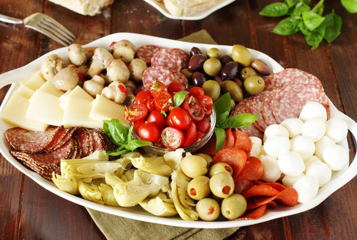 Learn how to assemble an amazing antipasto platter for any dinner party or potluck from Food.com.