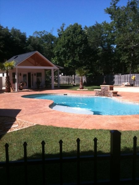 80 Best Images About Super Sweet Stamped Concrete On