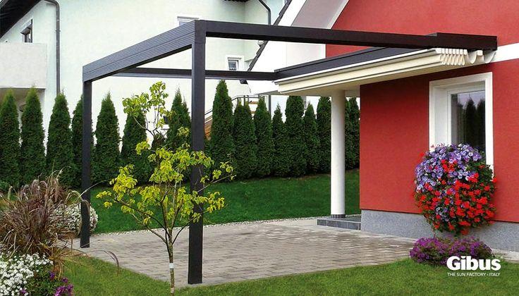 Med Quadra R - Fabric retractable roof.