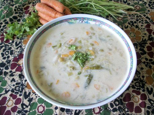 YUMMY TUMMY: Kerala Style Vegetable Stew / Mixed Vegetable Stew / Vegetable Ishtew - Sidedish for Aapam