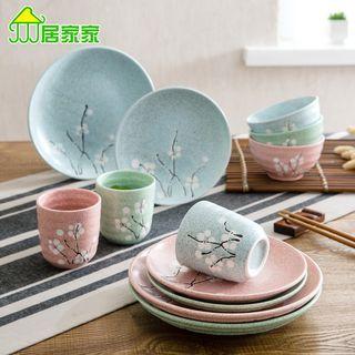 Home Simply - Plum Blossom Tableware
