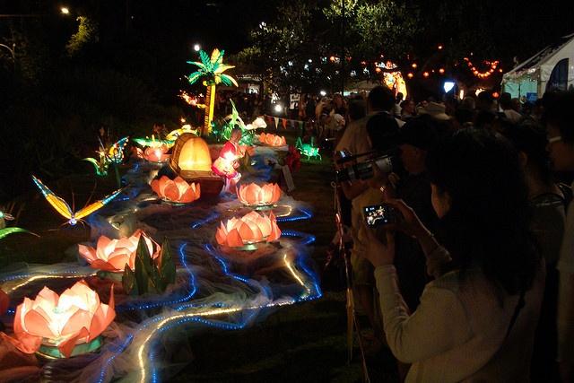 Chinese New Year Lantern Festival