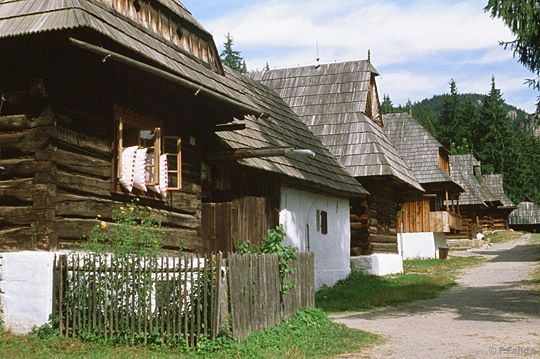 Slovakia, Orava region