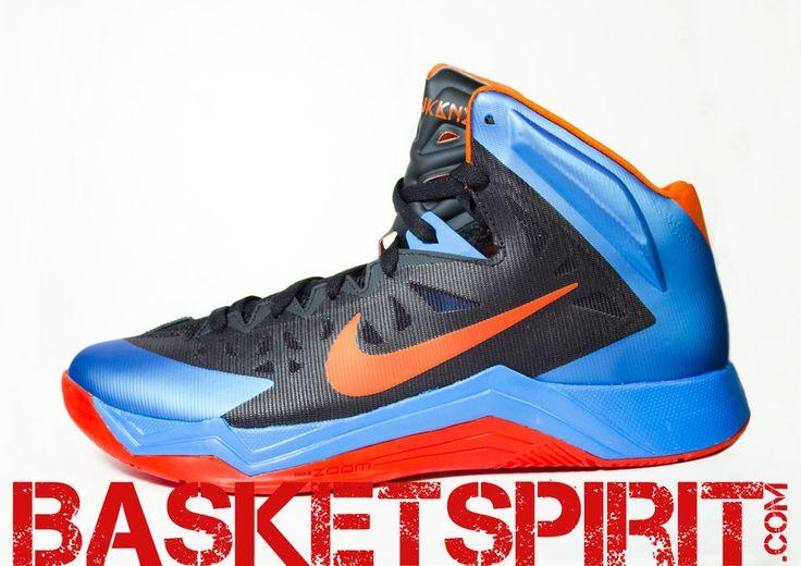 Zapatillas de baloncesto Nike Hyperquickness: cómodas y ligeras con una sujeción y amortiguación optima. Versión Zoom y Lunar www.basketspirit.com/Zapatillas-Baloncesto/Zapatillas-Hyperquickness