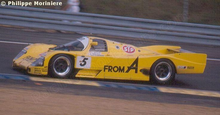 15 Best Cars Porsche 962c Froma Images On Pinterest
