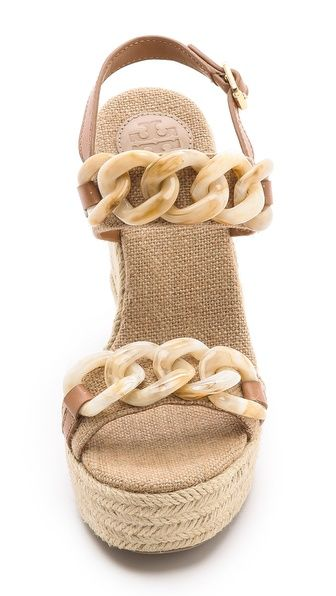 Tory Burch Alta Wedge Sandals