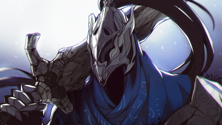 DS - Artorias of the Abyss by Enijoi.deviantart.com on @DeviantArt