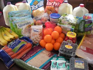 One Income Family Living. $50/week grocery budget