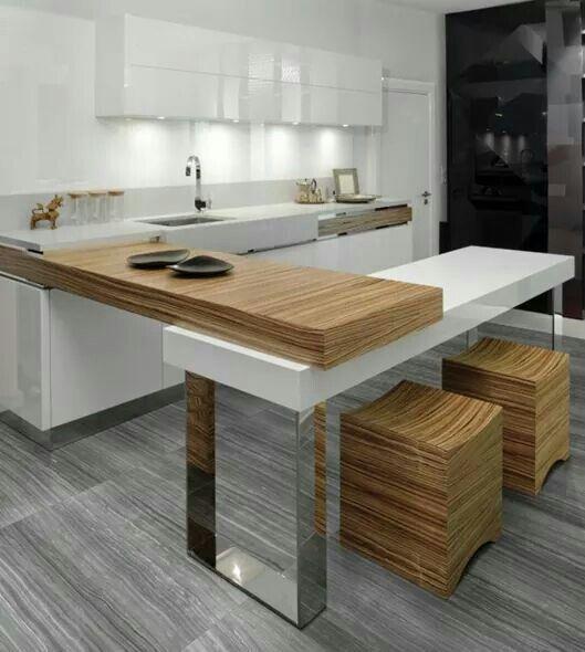 44 Best Küchen Images On Pinterest Bungalows, Kitchen Dining And    Kucheninsel Design Schiffini Bilder