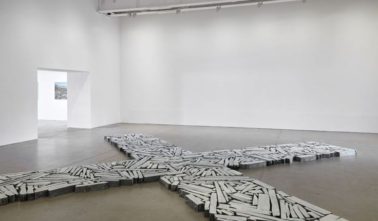 The Time and Space of Richard Long at Arnolfini, Bristol