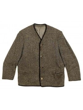 French tweed work 1930s Jacket