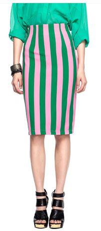 Best dress length for overweight..