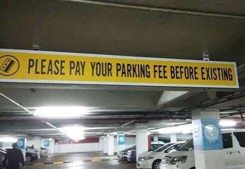 IT'S TRUE - typos make the world go around!! #typography #graphicdesign #fail #like