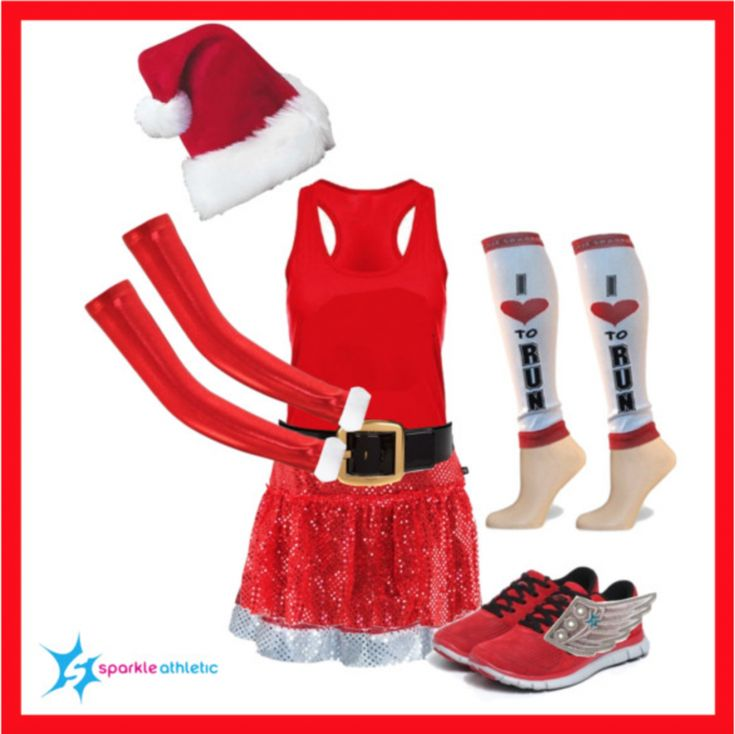 39 best Christmas Running images on Pinterest   Athletic, A ...